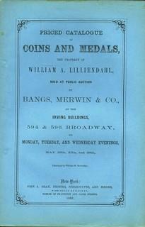 Lilliendahl 5_26_1862 sale catalog cover