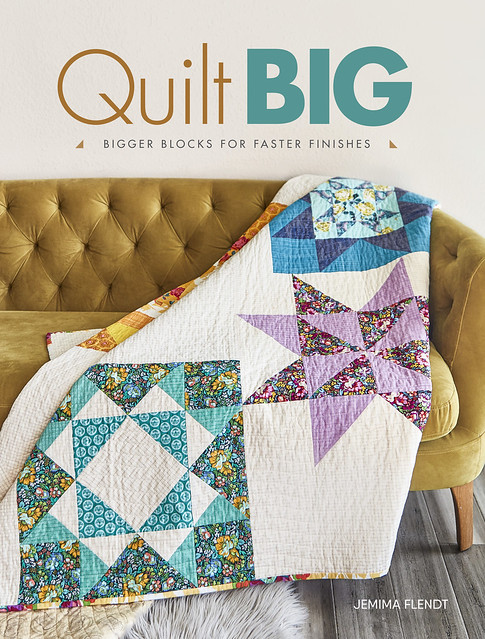 Quilt BIG Book Cover