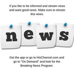 If you like news?