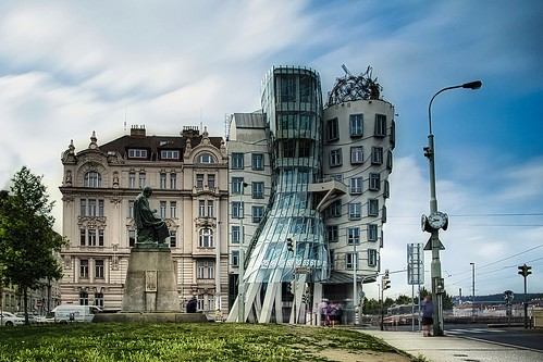 The Dancing House. From Visiting Prague? Locals Share 8 Things Not to Miss