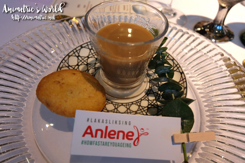 Anlene White Coffee