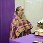 Неделя 2-я Великого поста в Свято-Преображенском храме города-курорта Геленджик