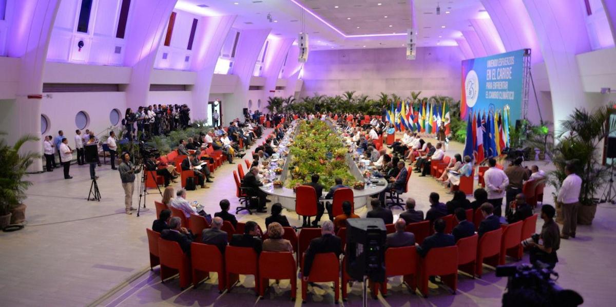 VIII Cumbre de Jefes de Estado y de Gobierno de la Asociación de Estados del Caribe, que se desarrolla hoy en Managua, Nicaragua