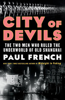 City of Devils book cover
