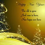 Happy New Year Wiches   :  Happy New Year Eve Message - #HappyNewYear