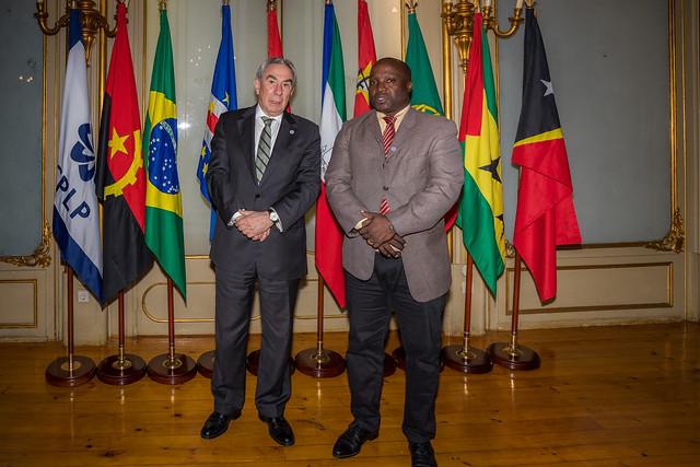 19.02. Secretário Executivo reuniu com o Diretor Executivo do IILP