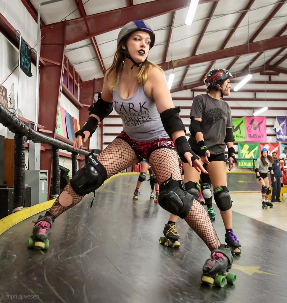 Texas Roller Derby | Texas Review | Ralph Arvesen