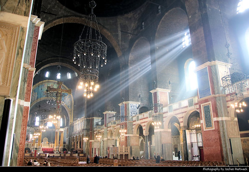 Light Rays, Westminster Cathedral, London, UK