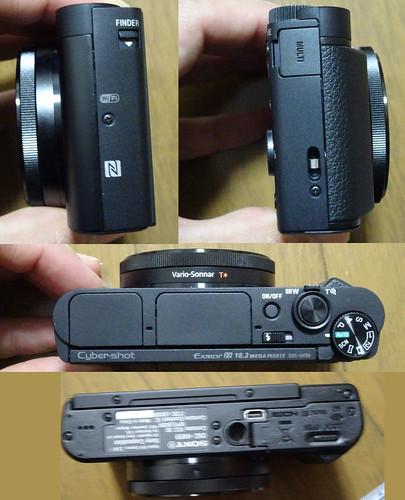 SONY DSC-HX99 レビュー
