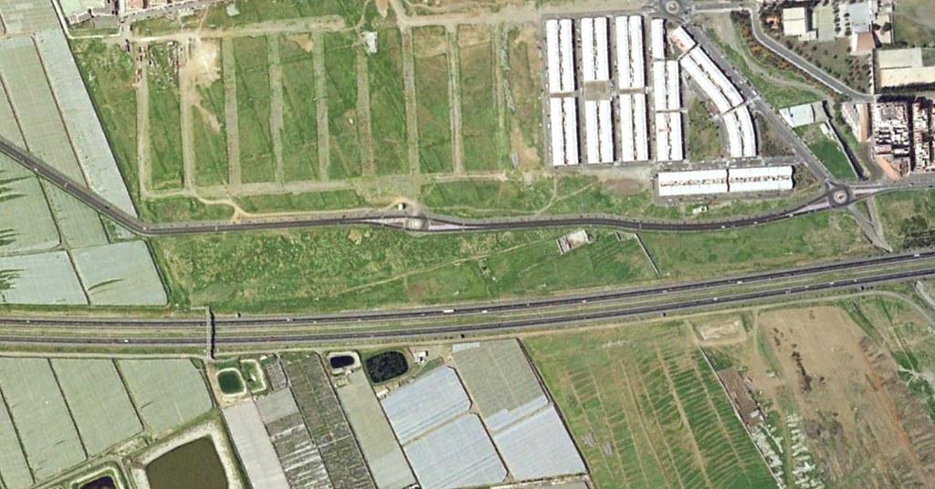 la vereda, gran canaria, las palmas, cordeles y pistas, antes, urbanismo, planeamiento, urbano, desastre, urbanístico, construcción