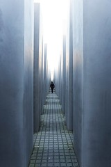 Maze of remembrance ~ Berlin