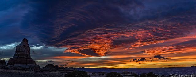 Maelstrom sunset