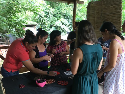 Mujeres del Plomo and the Colectivo de Mujeres La Pita. From Global Citizenship Education in Nicaragua with Nobis