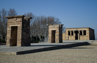 Temple of Debod | by owntwohands