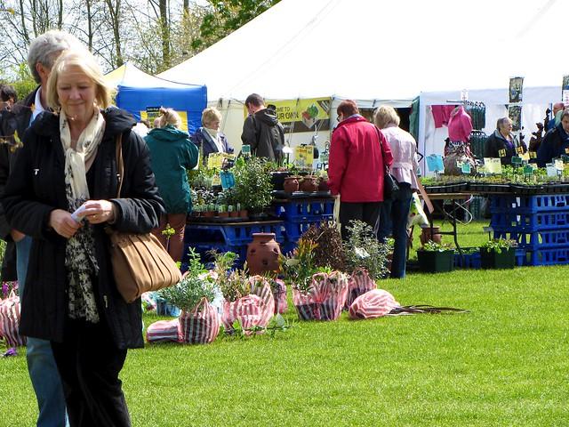 Capel Manor Spring Show April 2012