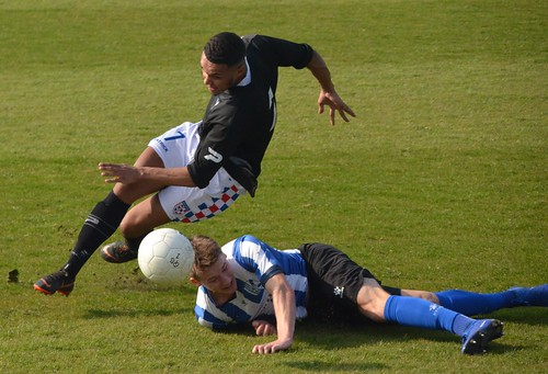 Quick Boys Katwijk 3:0 Amsterdamse SV de Dijk