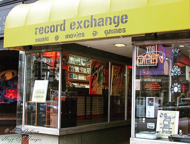 Record Exchange 2