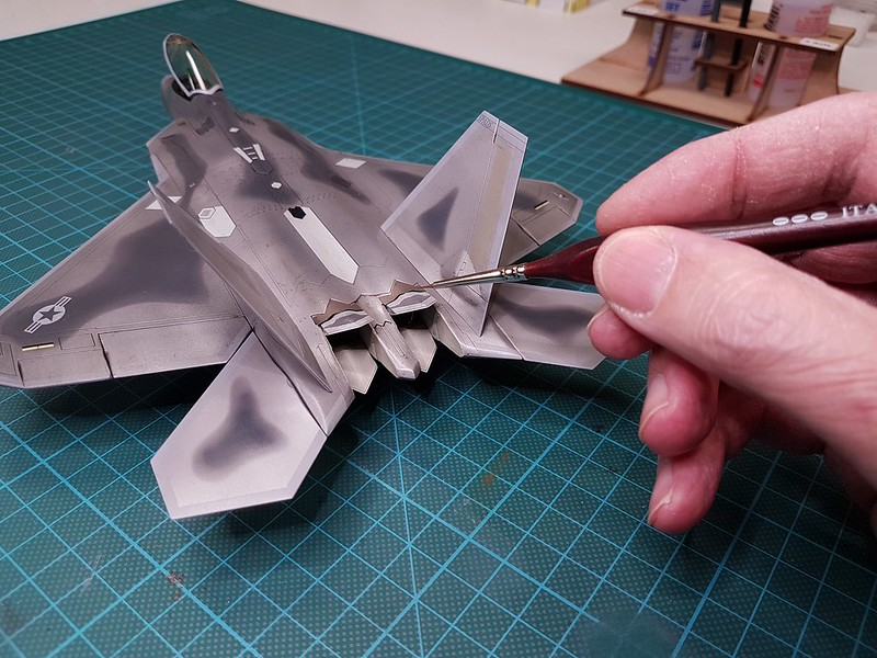 Academy 1/72 F-22A Air Dominance Fighter - Sida 6 45586064875_9f7c3e789c_c