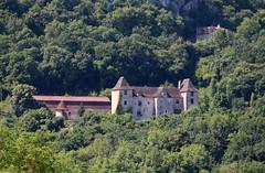 Le château de Presque à Saint-Médard-de-Presque - Photo of Saint-Vincent-du-Pendit