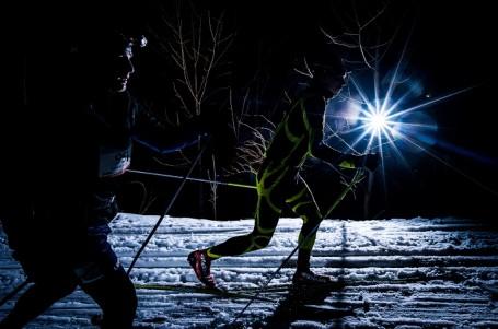 Sobotní Noční stopa Valachy: sněhové podmínky jsou letos ideální