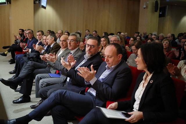 Jornada sobre la Agenda 2030 y el sector privado en Aragón