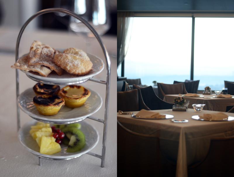 Grande Almoço de Domingo, Panorama, Sheraton Lisboa