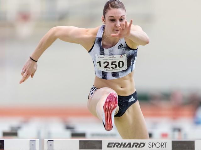 Leichtathletik BIEL / BIENNE ATHLETICS Hallenmeeting 2019