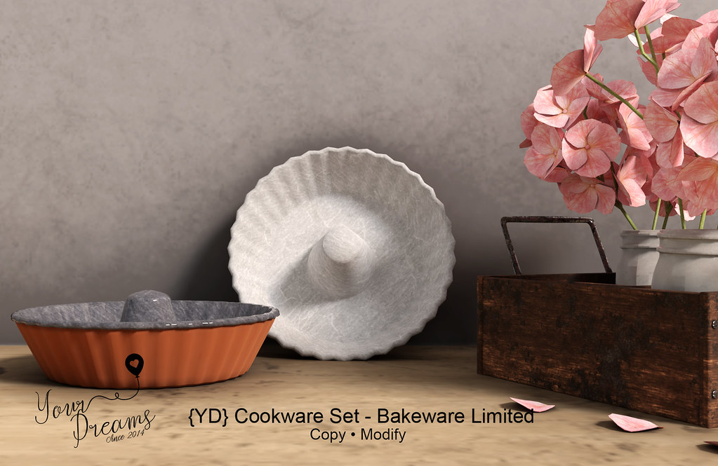 {YD} Cookware Set – Bakeware Limited