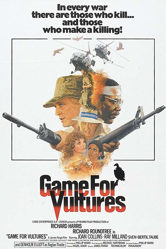 Game for Vultures - Poster 3