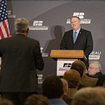 From March 3-4, 2019, Secretary Pompeo is in Des Moines, Iowa, to discuss how the American agriculture industry's embrace of free enterprise and innovation helps bring prosperity to the American people and high-quality American products to the world. He also will discuss how the State Department serves American economic interests through the promotion of American exports.