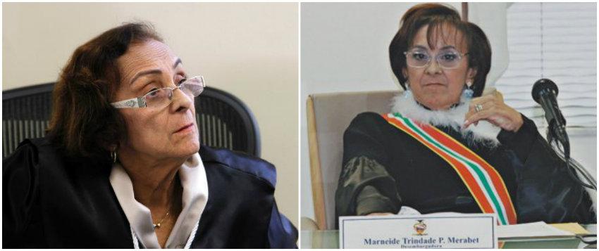 STF mantém condenação de desembargadoras do Pará por caso de golpe bilionário, desembargadoras do PA: Merabet e Verea Souza
