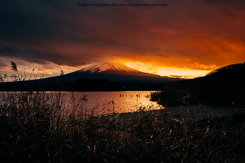 Fuji San, Kawaguchiko