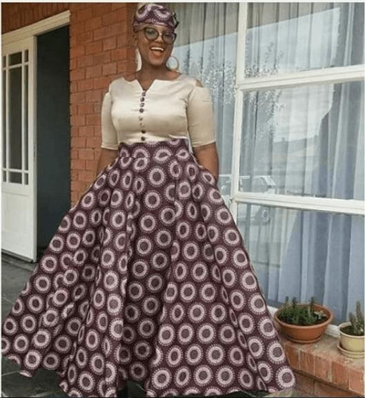 Best Kitenge Dresses