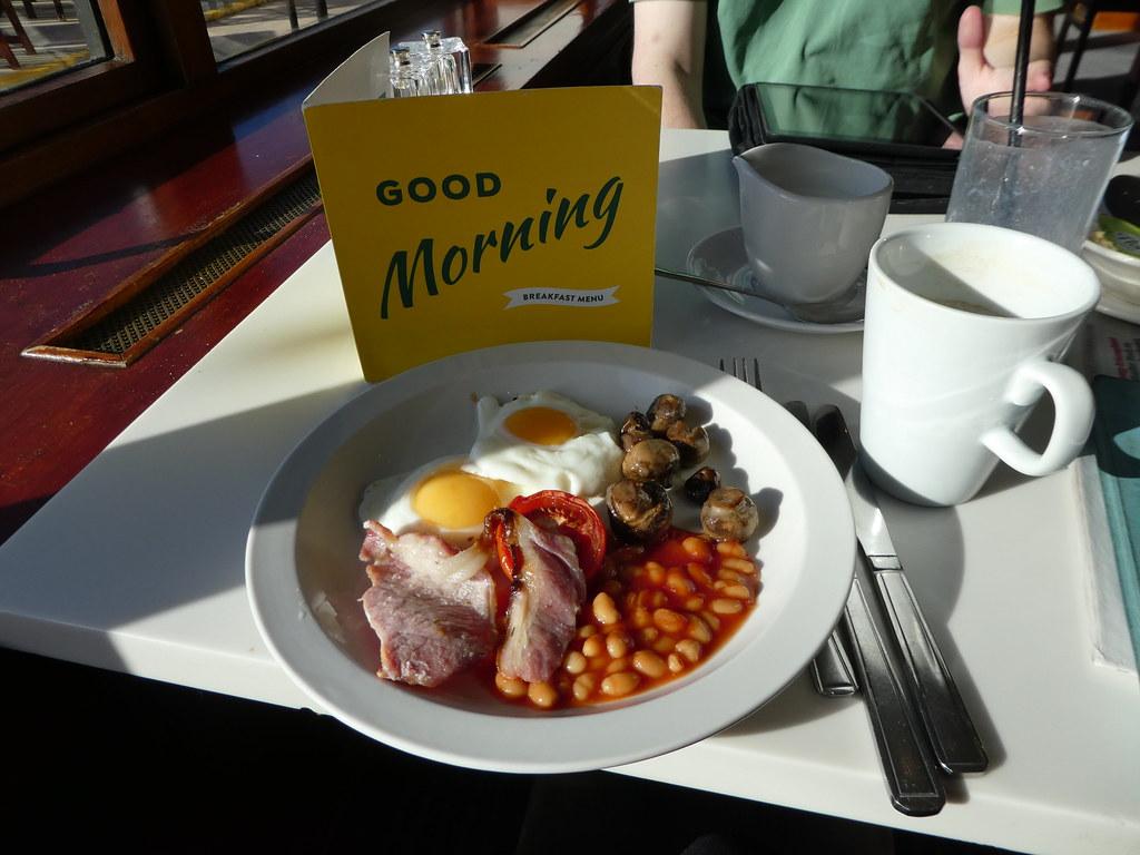 Breakfast, Holiday Inn Hull Marina