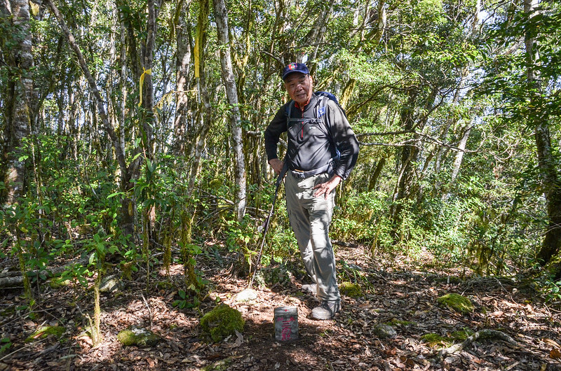 江坡古山森林三角點 2