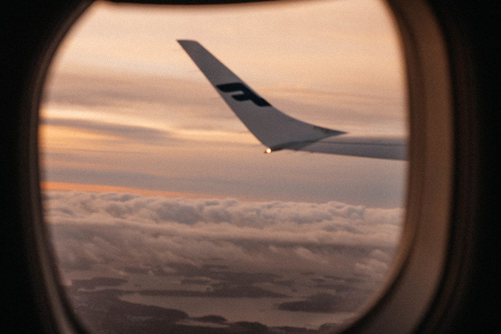 finnair hampuri
