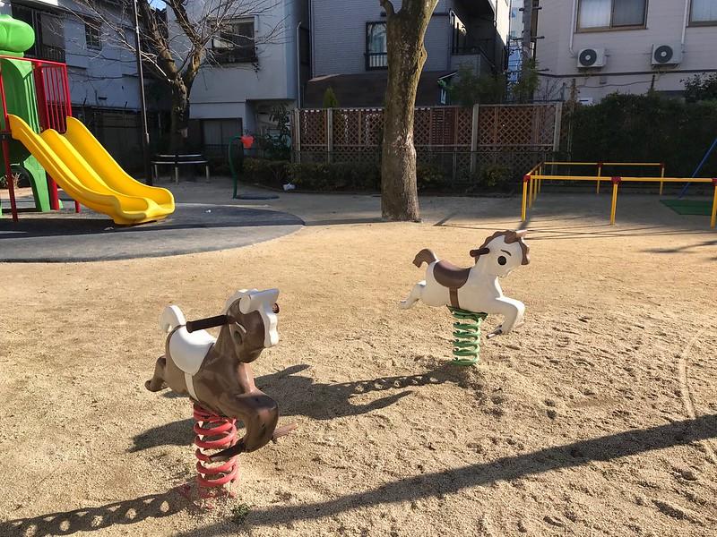 荒川区立町屋第四児童遊園