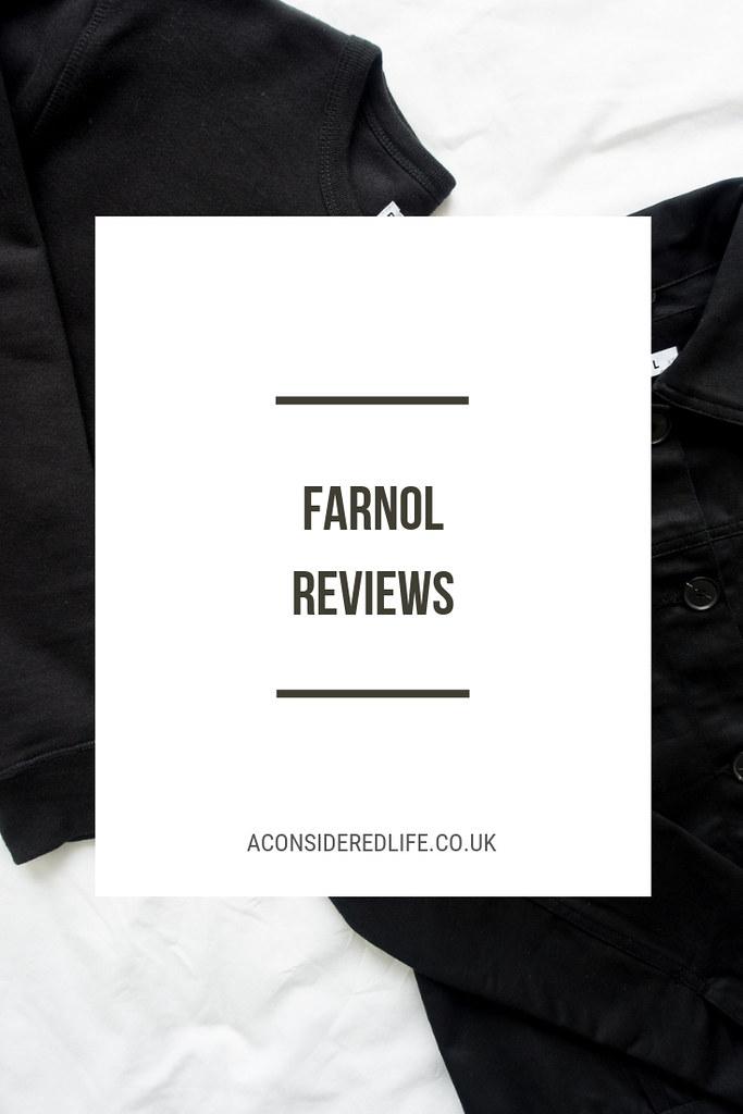 Minimalist Wardrobe Basics With Farnol