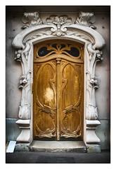 Portes, doors