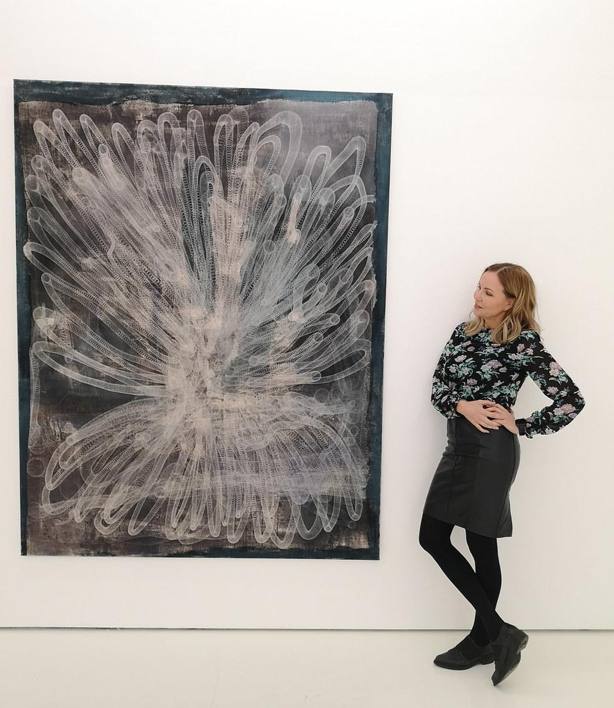 Heidi Lampeniuksen näyttely Helsingissä Contemporarylla päättyy 31032019