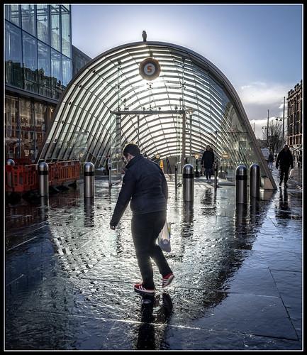 15/365 A sunny rainy day in Glasgow