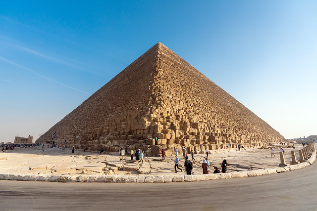 Photo:胡夫金字塔 | The Great Pyramid of Giza in Egypt By 麦咪 Shirley