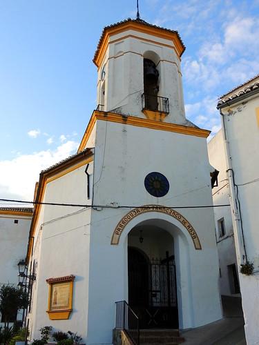 <Iglesia San Francisco de Asís> Jubrique (Málaga)