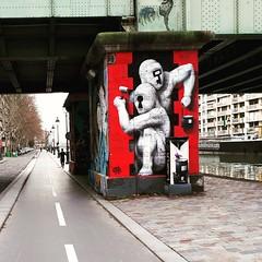 Street art #Paris