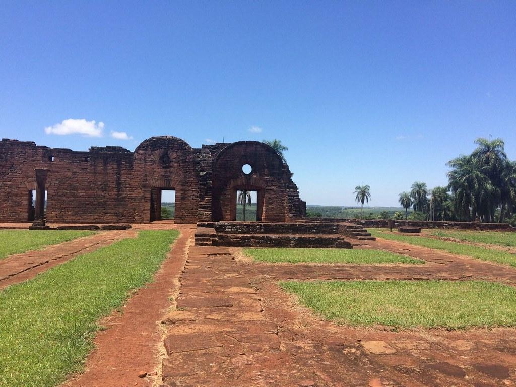 Missioni Gesuiti Paraguay 2018