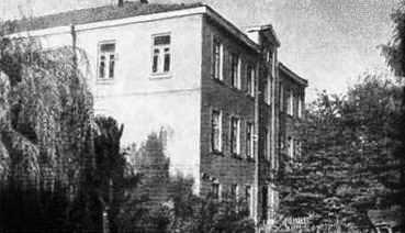 Здание Суда - убийство Функа