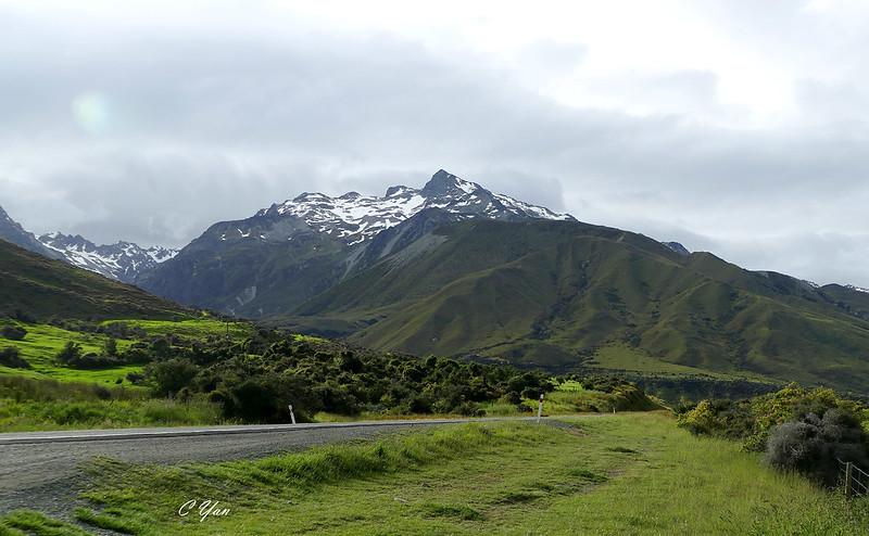 New Zealand - Pukaki