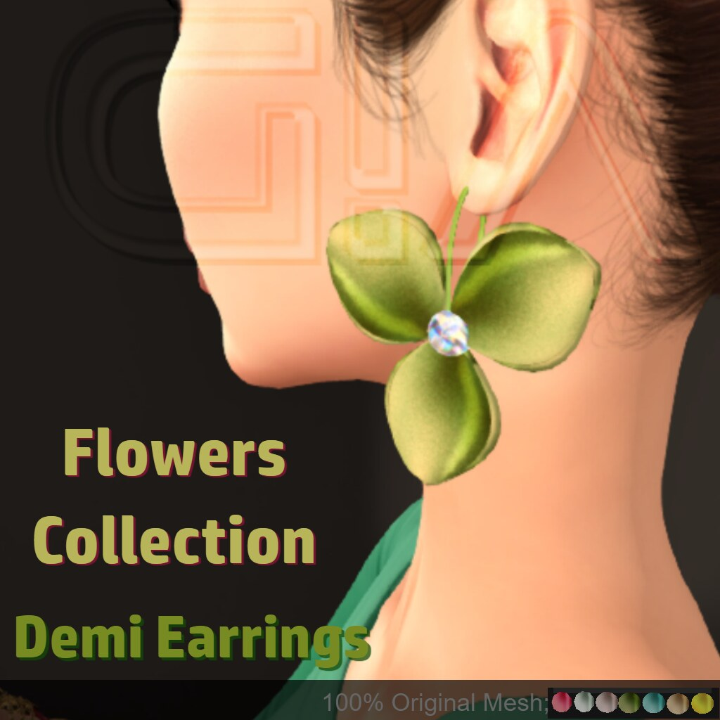 Demi Earrings Vendor