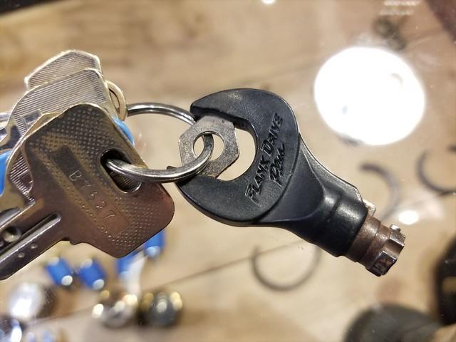 Snap-on keyholder Custom