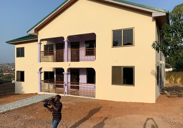 2019 Ghana Dedications